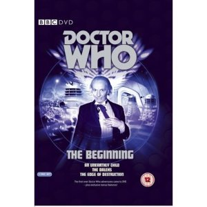 "3 DVD Disc Set including the first ever Doctor Who serials ""An Unearthly Child"", ""The Daleks"" and ""The Edge of Destruction""."