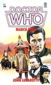 The novelization of Marco Polo.
