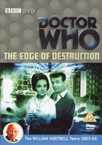 The Edge of Destruction was originally broadcast on BBC ONE between 8th and 15th February 1964.