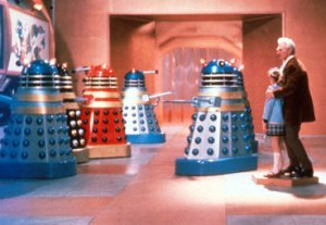 Some mighty fine looking Daleks.
