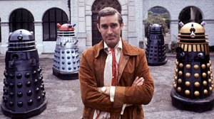 """The Daleks"" writer, Terry Nation,"