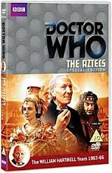 "A reconstruction of ""Galaxy 4"", including the complete episode three, is included as a special feature of ""The Aztecs"" Special Edition DVD. ""Galaxy 4"" was originally broadcast in the UK between 11 September and 2 October 1965"