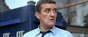 Bernard Cribbins as he appears in Daleks - Invasion Earth: 2150 A.D