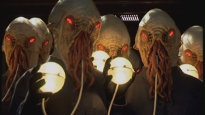 The near neighbours of the Sensorites, the Ood.