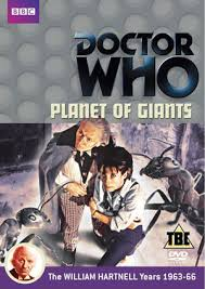 Planet of Giants was originally broadcast in the UK between 31st October and 14th November 1964