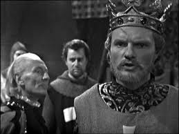 The Doctor and King Richard in The Crusade