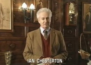 "Ian introduces ""The Crusade"" in the ""Lost in Time"" DVD special features"
