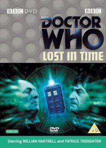 The triple DVD Lost in Time contains many orphan Doctor Who episodes from the First and Second Doctor's tenures