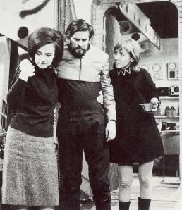 Barbara, Bennett and Vicki