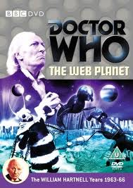 The Web Planet was originally broadcast in the UK between 13th February and 20th March 1965