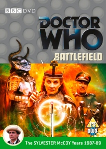 An interview with Jean Marsh, From Kingdom to Queen, is one of the special features of the Seventh's Doctor Battlefield DVD