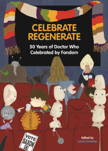 Edited by Lewis Christian, Celebrate Regenerate is a fan produced chronicle of every Doctor Who episode