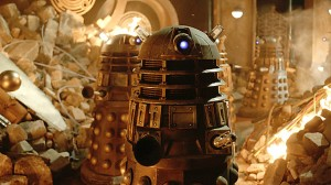 The BBC today released this photograph of the Daleks from the 50th Anniversary special which is to be aired on 23rd November 2013