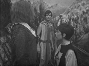 The Guardians, with their appalling dress sense, are now slaves of the Monoids