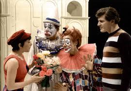 Dodo, Steven and the clowns