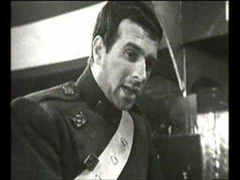 Nicholas Courtney played Bret Vyon in The Daleks Master Plan