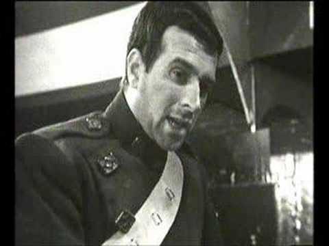 Nicholas Courtney played Bret Vyon in The Daleks Master Plan