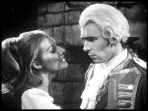 Polly seduces the hapless Lt ffinch