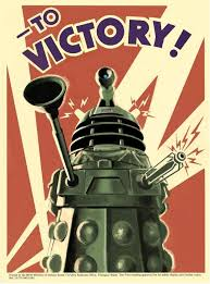 Victory of the Daleks bears distinct similiarities to The Power of the Daleks