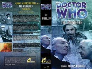 Loose Cannon's VHS cover art for their The Savages Reconstructions. The Smugglers was originally aired in the UK between 10 September and 1 October 1966.