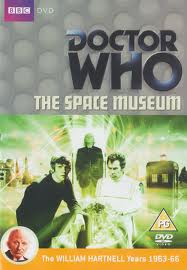 """The Space Museum"" was originally broadcast in the UK between 24th April and 15th May 1965"