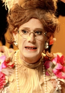 "Christopher Greene as ""Ida Barr"""