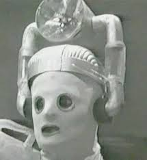 A Mark 1 Cyberman in The Tenth Planet