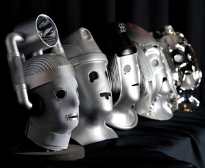 Cybermen through the ages