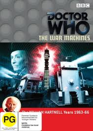 The War Machines was originally broadcast in the UK between 25th June and 16th July 1966