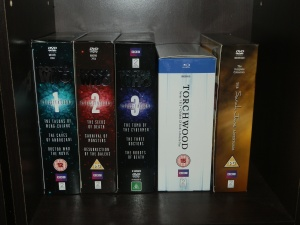 Classic Series Revisitations Box Sets, Torchwood and Sarah Jane Adventures