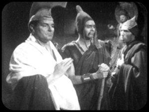 Songsten, Khrisong and a fellow monk