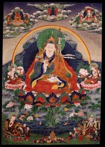 An image of Padmasambhava