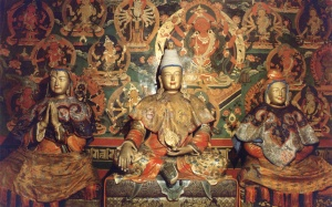 An image of Songtsan Gampo
