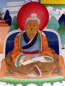 An image of Thonmi Sambhota
