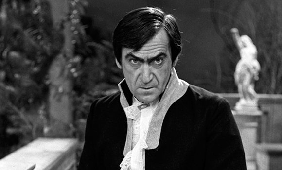 Patrick Troughton as Salamander in The Enemy of the World