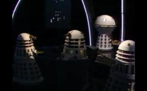 The Dalek Emperor of the comics was more faithfully reproduced in the 1988 serial Remembrance of the Daleks