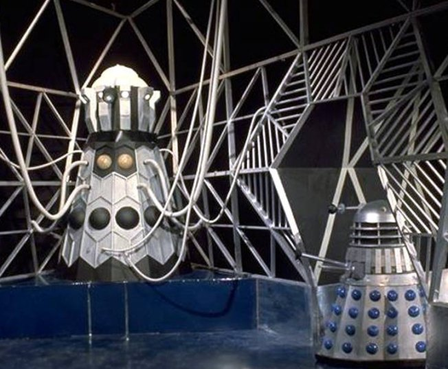 The Evil of the Daleks was the first Doctor Who serial ever repeated and the first and only repeat to be scripted into serials