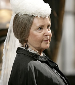 Pauline Collin's next appearance in Doctor Who would be 39 years later as Queen Victoria in Tooth and Claw