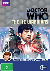The Ice Warriors DVD Cover