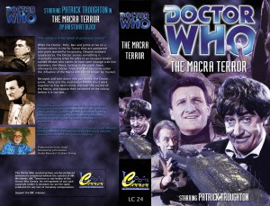 The Macra Terror was originally broadcast in the UK between 11 March and 1 April 1967.  All four episodes are missing from the BBC Archives