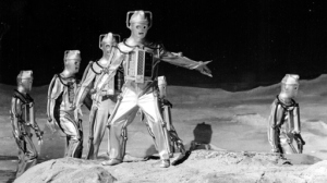 It took three years for Doctor Who (and the Cybermen) to visit the Moon