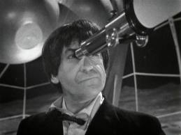 The genesis of the Second Doctor's characterization can be seen in The Moonbase