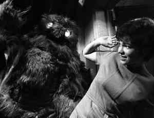 The Yeti's second adventure in The Web of Fear is rumoured to have been found