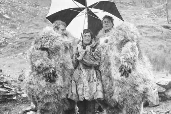 Yeti - Troughton and headless