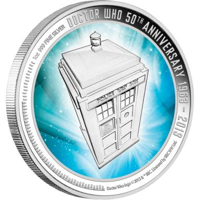 The 1 oz Silver Proof Coin which has now sold out
