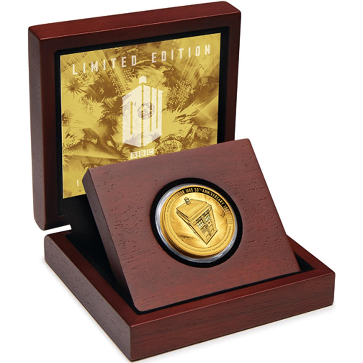 Perth Mint Announces 50th Anniversary 1 Oz Gold Proof Coin