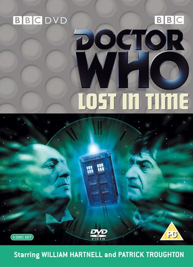 Episode two of The Space Pirates has been released on the triple DVD set Lost in Time