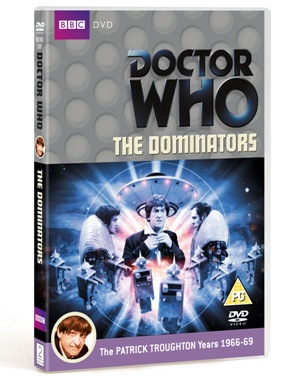 The Dominators was originally broadcast in the UK between 10 August and 7 September 1968