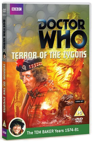 The Zygons will be returning in the 50th Anniversary special in November