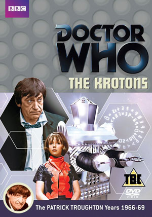 The Krotons was originally broadcast in the UK between 28 December 1968 and 18 January 1969